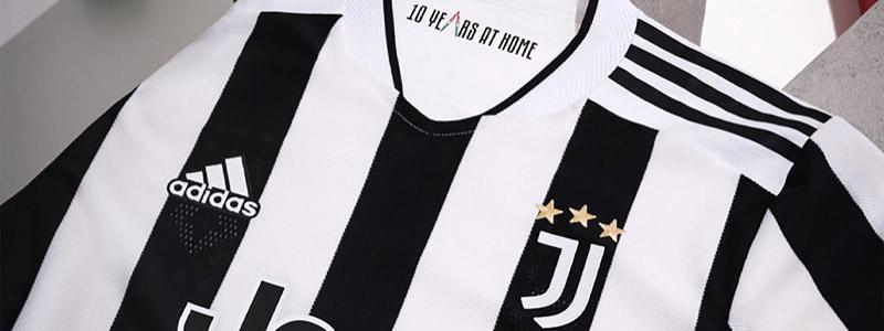 15/06/2021 - Nouveau maillot adidas Juventus de Turin 2021/22
