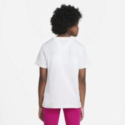 Maillot pour homme NIKE CHICAGO BULLS Blanc/Rouge université/Noir - 864407-103