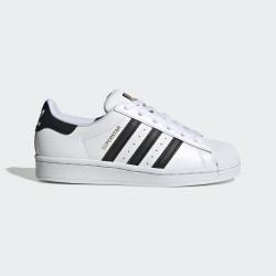 ADIDAS ORIGINALS Chaussure Superstar enfant, mixte - Blanc/Noir/Blanc