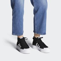 NIKE Pantalon Satin - Noir