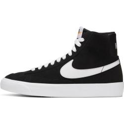 Chaussures pour enfant (36-40) Nike Blazer Mid '77 - Noir/Blanc-Orange total