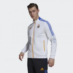 Veste de football adidas  Real Madrid Tiro Anthem pour homme - Blanc - GR4270