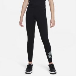 Leggings pour enfant (Fille 6-16 ans) Nike Air - Noir - DD7140-010