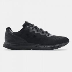 Chaussures de course pour homme Under Armour Charged Impulse - Noir/Noir - 3024136-002