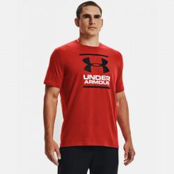UNDER ARMOUR T-shirt à manches courtes pour homme GL Foundation - Radiant Red / Black