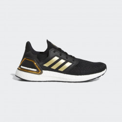 ADIDAS UltraBoost 20 - Noir/Or