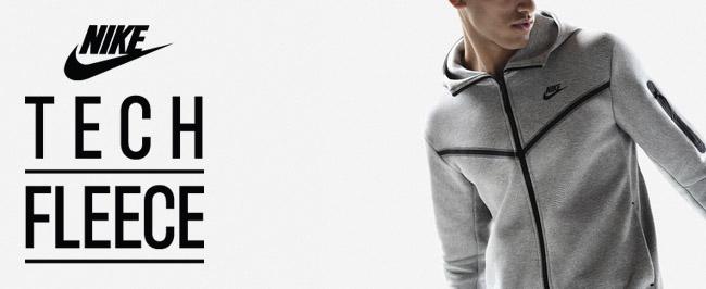 Capsule Nike Sportswear Tech Fleece