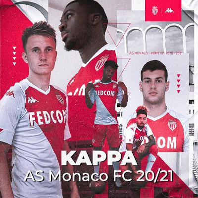 Capsule Collection Kappa x AS Monaco 20/21
