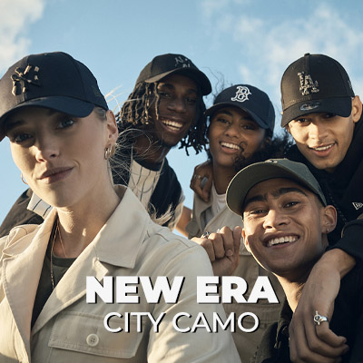 Capsule New Era City Camo