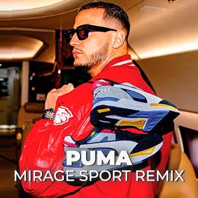 Capsule Puma Mirage Sport Remix