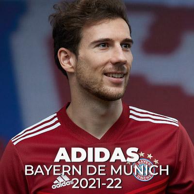 Capsule adidas x Bayern de Munich 2021-2022