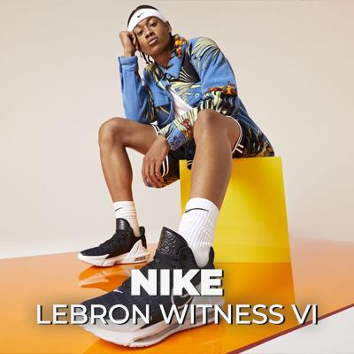 Capsule Nike Lebron James Witness VI