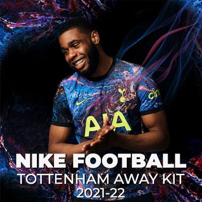 Capsule Nike Tottenham Hotspur Away Kit 2021-22