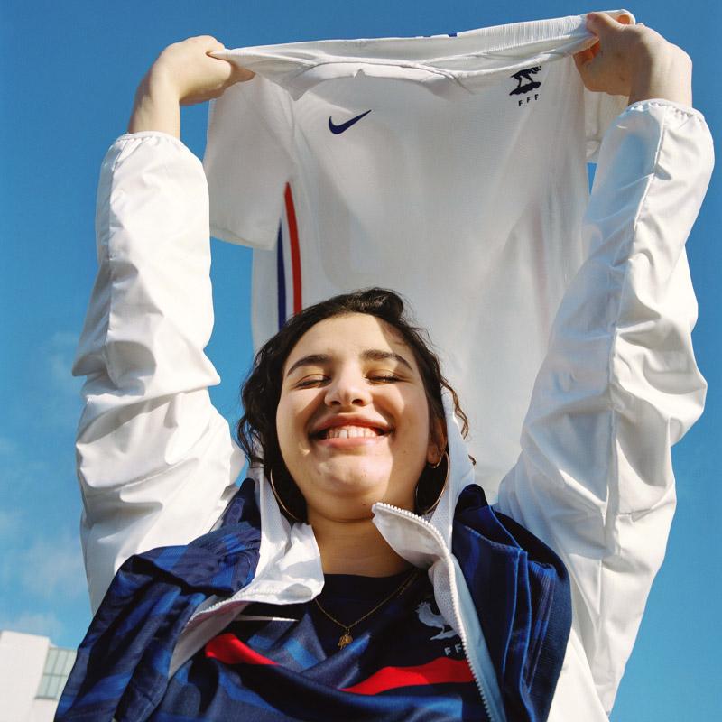 Mailoot Nike FFF 2021 Extérieur Fan