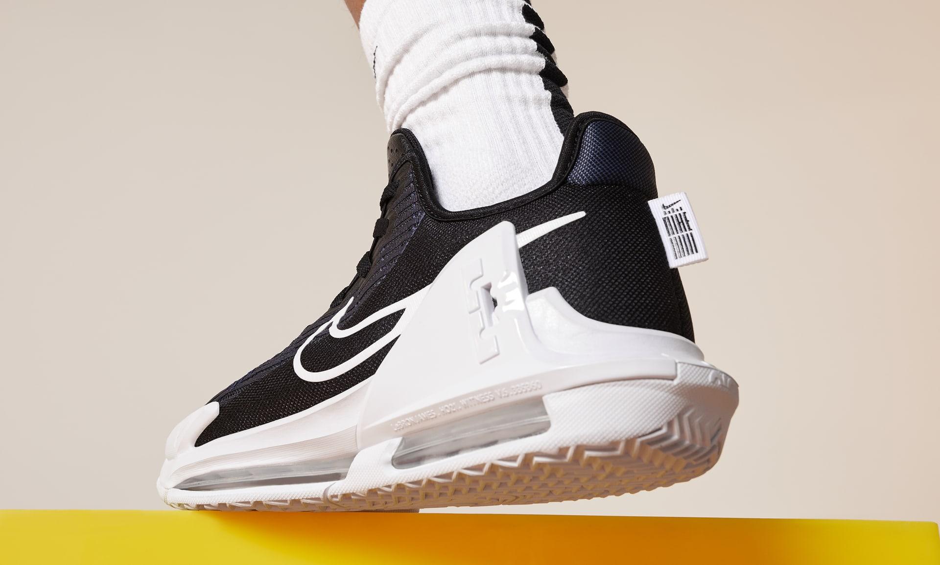 Nike Lebron Witness 6 - Matières renforcées légères