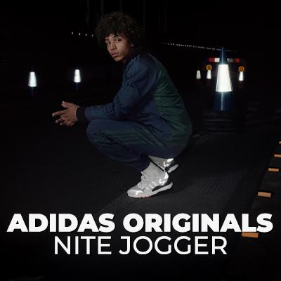 Capsule Adidas Nite Jogger